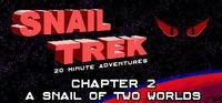 Portada oficial de Snail Trek - Chapter 2: A Snail Of Two Worlds para PC