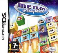 Portada oficial de Meteos: Disney Edition para NDS