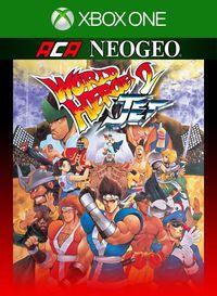 Portada oficial de NeoGeo World Heroes 2 Jet para Xbox One