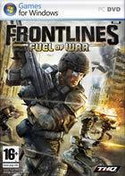 Portada oficial de de Frontlines: Fuel of War para PC