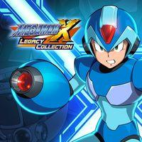 Portada oficial de Mega Man X Legacy Collection para PS4