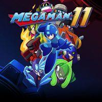 Portada oficial de Mega Man 11 para PS4