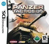 Portada oficial de Panzer Tactics DS para NDS