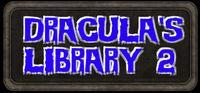 Portada oficial de Dracula's Library 2 para PC