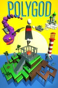 Portada oficial de Polygod para Xbox One