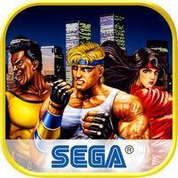 Portada oficial de Streets of Rage Classic para Android