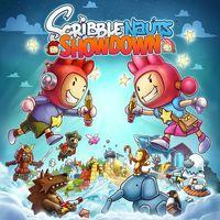 Portada oficial de Scribblenauts Showdown para PS4