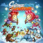 Portada oficial de de Scribblenauts Showdown para PS4