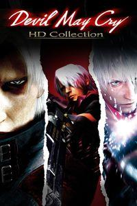 Portada oficial de Devil May Cry HD Collection para Xbox One