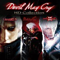 Portada oficial de Devil May Cry HD Collection para PS4