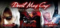 Portada oficial de Devil May Cry HD Collection para PC