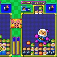 Portada oficial de Bomberman Panic Bomber CV para Wii U