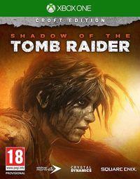Portada oficial de Shadow of the Tomb Raider para Xbox One