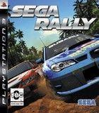 Portada oficial de de Sega Rally para PS3