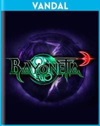 Portada oficial de Bayonetta 3 para Switch