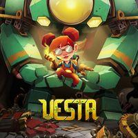 Portada oficial de Vesta para PS4