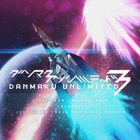 Portada oficial de Danmaku Unlimited 3 para Switch