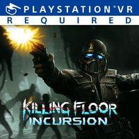 Portada oficial de Killing Floor: Incursion para PS4