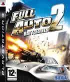 Portada oficial de de Full Auto 2: Battlelines para PS3