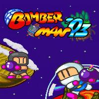 Portada oficial de Bomberman '93 CV para Wii U