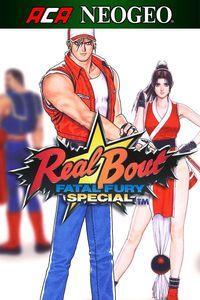 Portada oficial de NeoGeo Real Bout Fatal Fury Special para Xbox One