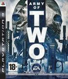 Portada oficial de de Army of Two para PS3