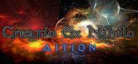 Portada oficial de Creatio Ex Nihilo: Aition para PC