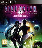 Portada oficial de de Star Ocean: The Last Hope International para PS3