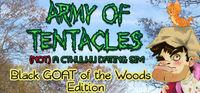 Portada oficial de Army of Tentacles: (Not) A Cthulhu Dating Sim: Black GOAT of the Woods Edition para PC