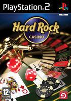 Portada oficial de de Hard Rock Casino para PS2