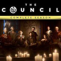 Portada oficial de The Council para PS4
