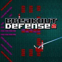 Portada oficial de Breakout Defense 2 eShop para Nintendo 3DS