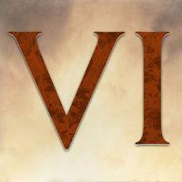 Portada oficial de Sid Meier's Civilization VI para iPhone