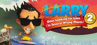 Portada oficial de Leisure Suit Larry 2 - Looking For Love (In Several Wrong Places) para PC