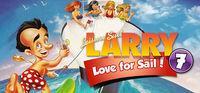 Portada oficial de Leisure Suit Larry 7 - Love for Sail para PC