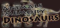 Portada oficial de Animals Memory: Dinosaurs para PC