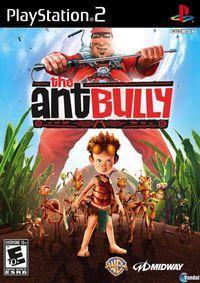 Portada oficial de The Ant Bully para PS2