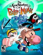 Portada oficial de de The Grim Adventures of Billy & Mandy  para PS2