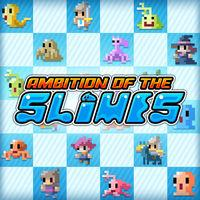 Portada oficial de Ambition of the Slimes para Switch