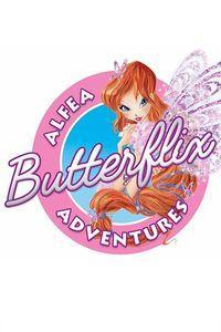 Portada oficial de Winx Club: Alfea Butterflix Adventures para Xbox One
