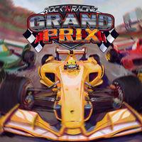 Portada oficial de Grand Prix Rock 'N Racing para Switch