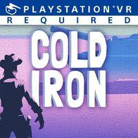 Portada oficial de Cold Iron para PS4
