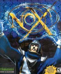 Portada oficial de Nox para PC