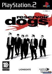 Portada oficial de Reservoir Dogs para PS2