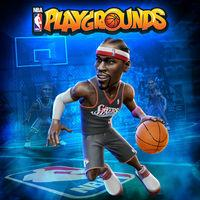 Portada oficial de NBA Playgrounds: Enhanced Edition para Switch