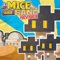 Portada oficial de Of Mice And Sand: Revised para Switch