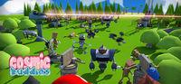 Portada oficial de Cosmic Buddies Town para PC