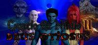Portada oficial de Creatio Ex Nihilo II: Deus Otiosus para PC