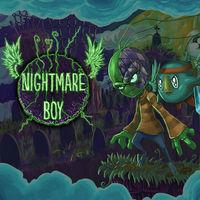 Portada oficial de Nightmare Boy para Switch