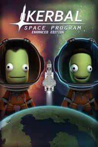 Portada oficial de Kerbal Space Program Enhanced Edition para Xbox One